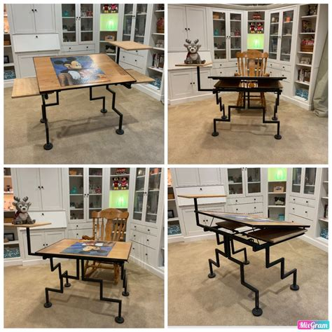 Diy Metal Desk Puzzle