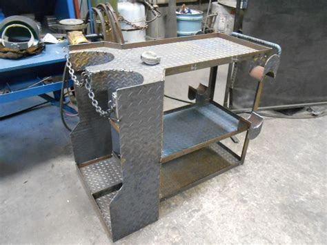 Diy Metal Kitchen Table Without Welding Tank