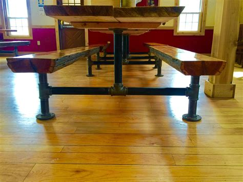 Diy Metal Pipe Picnic Table