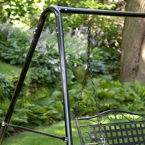 Diy Metal Porch Swing Frame