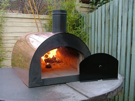 Diy Metal Wood Fired Pizza Oven