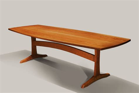 Diy Mid Century Dining Table