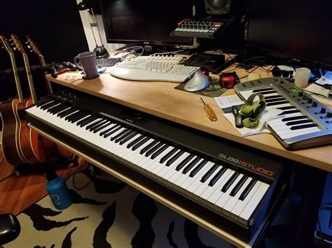 Diy Midi Keyboard Drawer