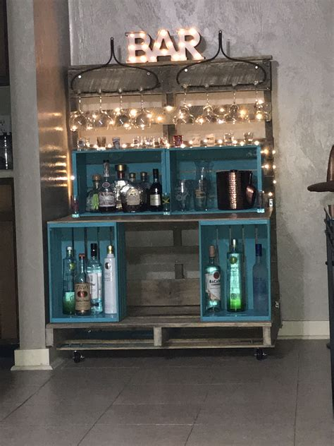 Diy Mini Bar Cabinet