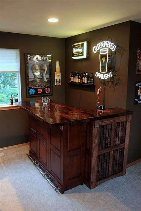 Diy Mini Bar Ideas For Basement Repurposed