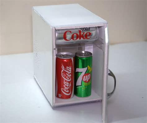 Diy Mini Fridge Made By A Flom Cooler