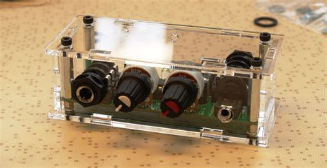 Diy Mini Guitar Amp Kit