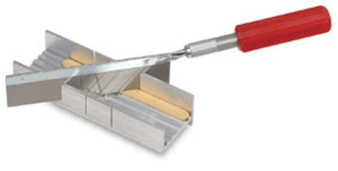 Diy Mini Miter Box