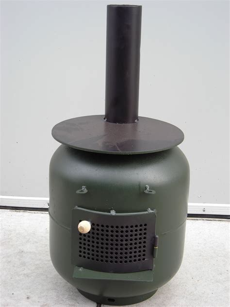 Diy Mini Wood Gas Stove