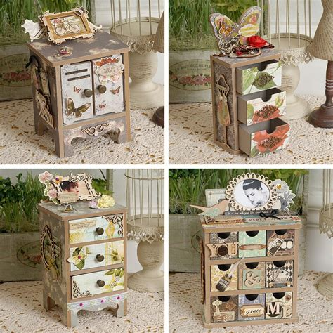 Diy Miniature Storage