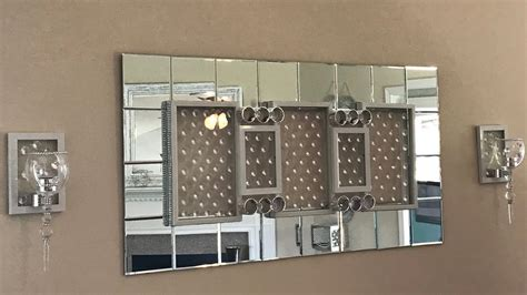Diy Mirror Frame Dollar Tree