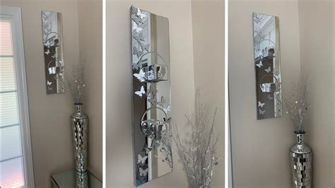 Diy Mirror Wall Sconce