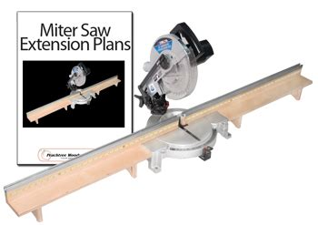 Diy Miter Saw Fence Extension