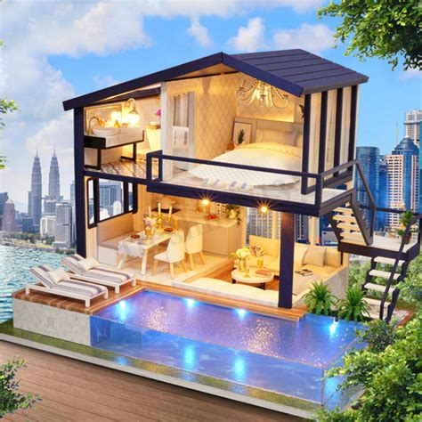 Diy Model House Kit