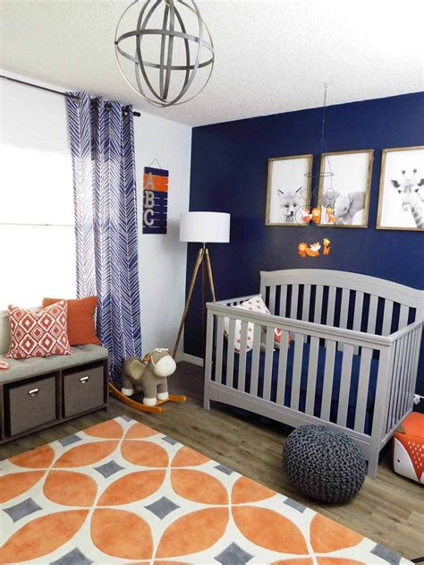 Diy Modern Art For Baby Room