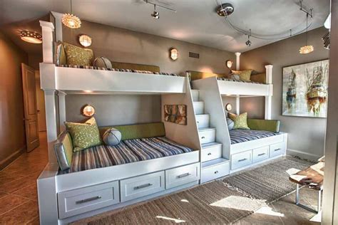 Diy Modern Bunk Bed