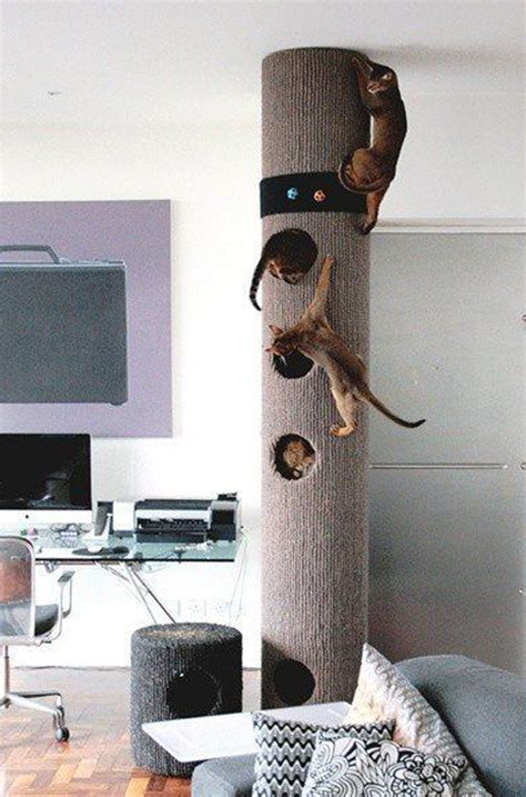 Diy Modern Cat Tree