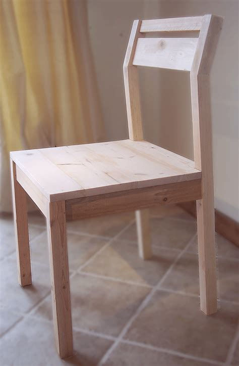 Diy Modern Dining Chair