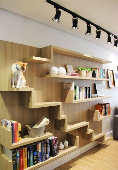 Diy Modern Shelves Layout Plan