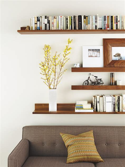 Diy Modern Wall Shelves