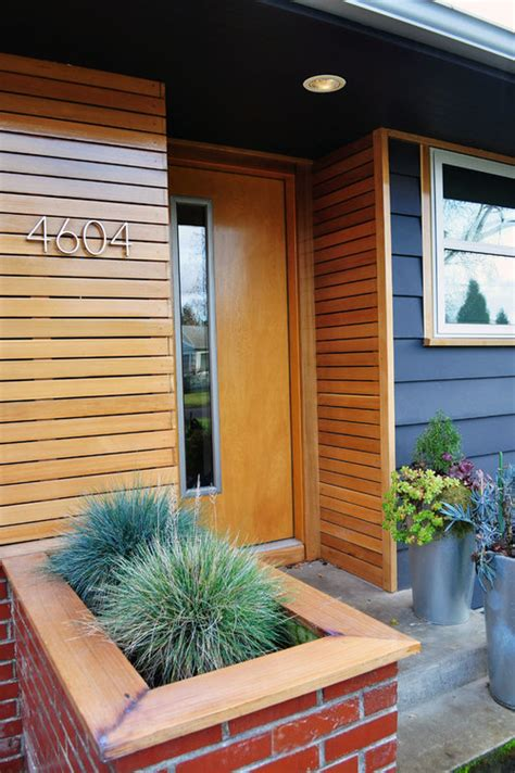 Diy Modern Wood Siding