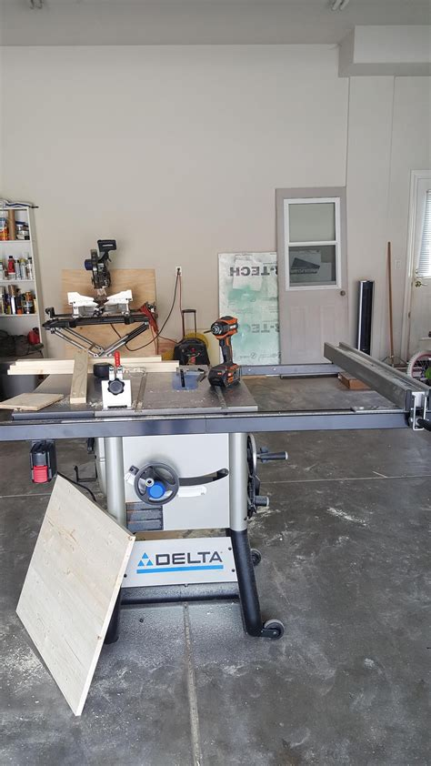 Diy Mods For Table Saw Safety