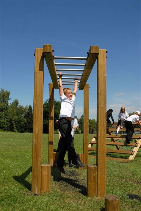 Diy Monkey Bars Line