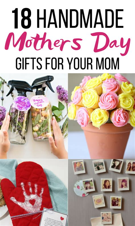 Diy Mothers Day Gifts From Daughter