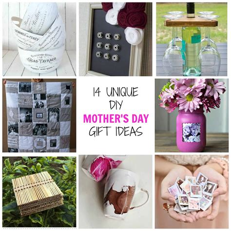 Diy Mothers Day Gifts From Teens