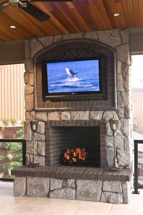 Diy Mount Tv Over Fireplace