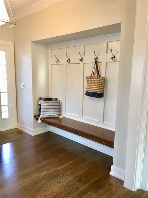 Diy Mud Room Built In Benches