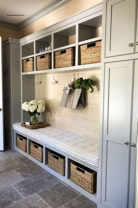 Diy Mudroom Area