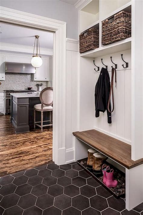 Diy Mudroom Bench And Hangers