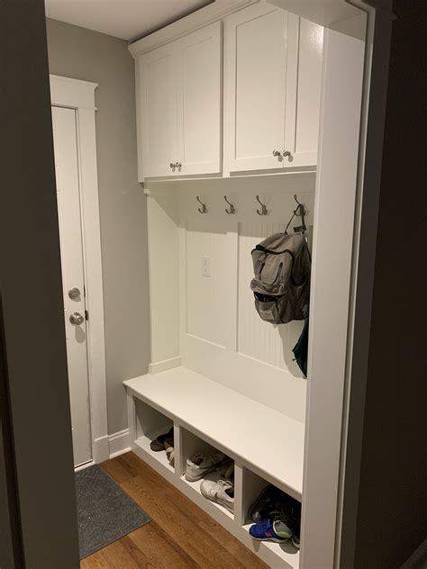 Diy Mudroom Furniture