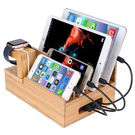 Diy Multiple Tablet Charging Station