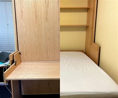 Diy Murphy Bed Instructions