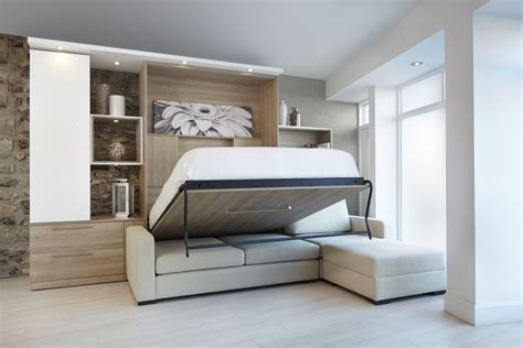 Diy Murphy Bed Over Sofa For Sale