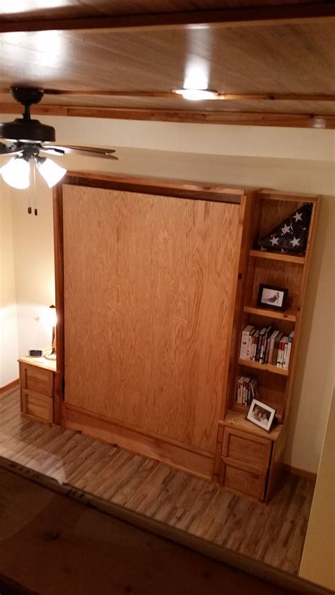 Diy Murphy Bed With Boat Swivel