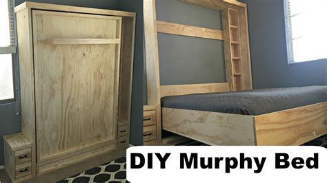 Diy Murphy Bed Without Kitten