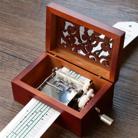 Diy Music Box Paper Punch
