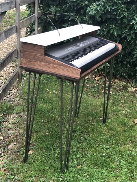 Diy Music Stand For Piano