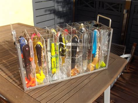 Diy Musky Lure Storage Dividers