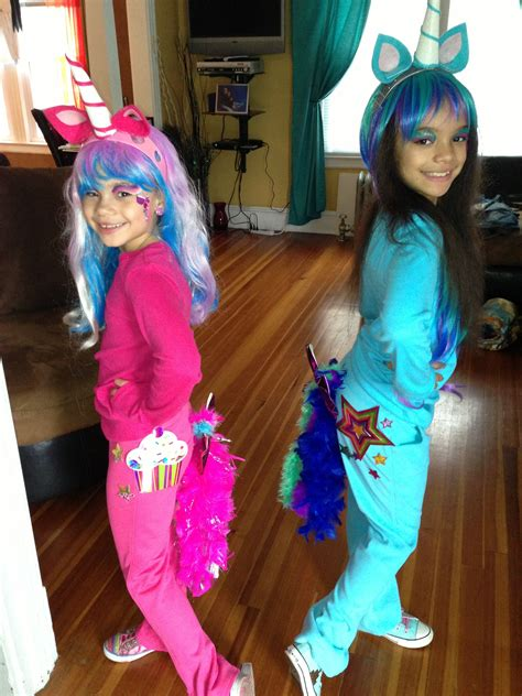 Diy My Little Pony Costumes For Kids