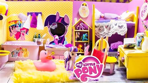Diy My Little Pony Doll Room
