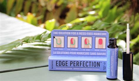 Diy Nail Edge Perfection