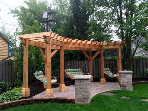 Diy Natural Wood Log Framed Canopies Definition