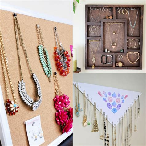 Diy Necklace Display Stand Tutorialspoint