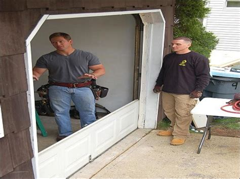 Diy New Garage Door Installation