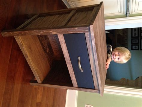 Diy Night Stand Plans For Bedroom