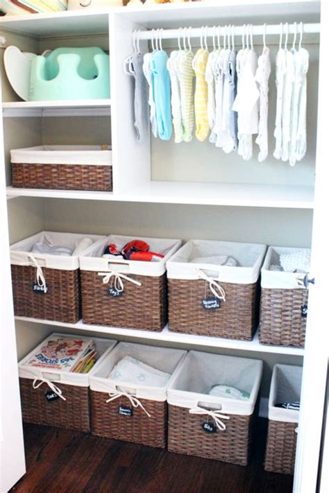 Diy Nursery Storage
